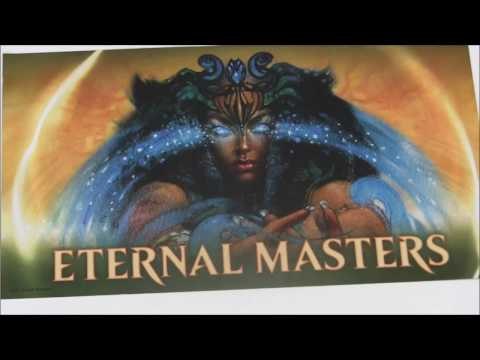 Magic The Gathering Eternal Master