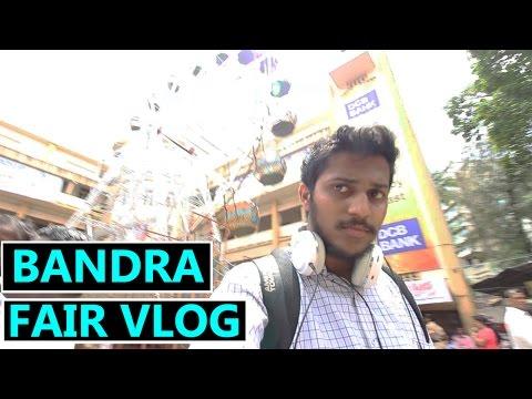 Mount Mary | Bandra Fair vlog Amazing Rides