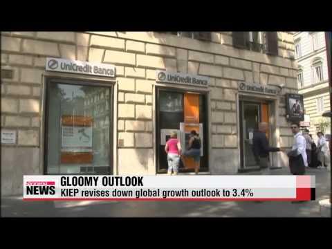 World economy forecast to grow 3.4% this year: KIEP