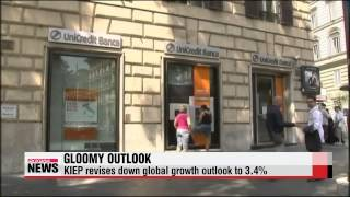 World economy forecast to grow 3.4% this year: KIEP