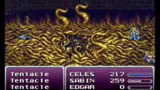 FF6 Low Level Game XI - Tentacles, Presenter