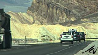 Zabriskie Point ~ Death Valley National Park - YouTube HD