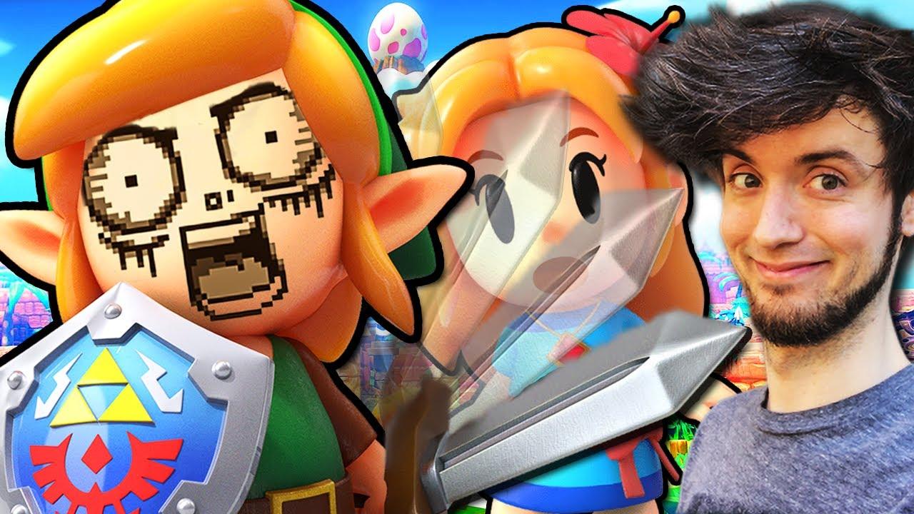Link's Awakening Switch - PBG thumbnail