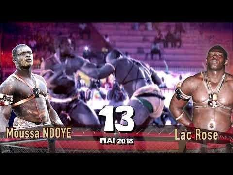 Grand Combat : Moussa Ndoye VS Lac Rose