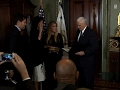 Haley sworn in as US ambassador to the UN