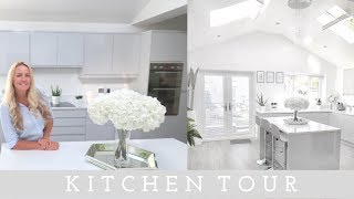 Kitchen Tour June 2018 Toni Interior Home tour series #1