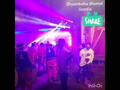 Shyambaba dhumal gondia janmasthami special Non-stop performance