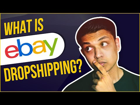 How to Dropship on eBay in 2019 CORRECTLY & Profitably WITHOUT Software (What is eBay Dropshipping?)