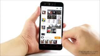 [ Review ] : Asus Zenfone Selfie | papayatop.com
