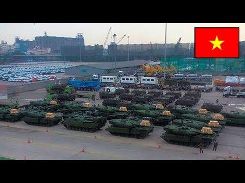 Tin vui Nga bắt đầu giao lô Vũ khí 64 xe tăng trị giá 250 triệu USD cho Việt Nam TQ sốt xình xịch