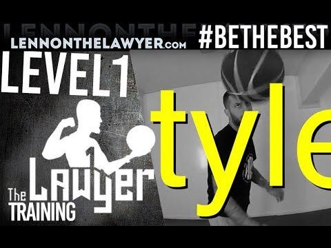 #BeTheBest - LEVEL 1| LENNON 'THE LAWYER' - TheLawyer3