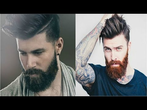 Most Popular Beard Styles For Men 2017 2018 Best Sexy Beard Styles