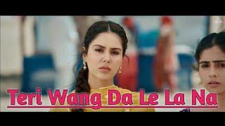 Wang 💱Da Naap ✂️Kam Dhande Sare Chhadke 👓👓👓 Full Video Song