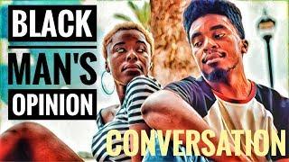Black People Conversation