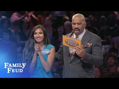 The Singh family play Fast Money! | Family Feud
