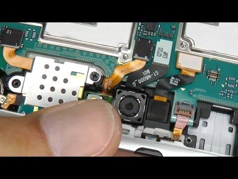 Galaxy Note 10.1 N8000/8010/8013 Battery & Screen Replacement - Disassembly & Assembly