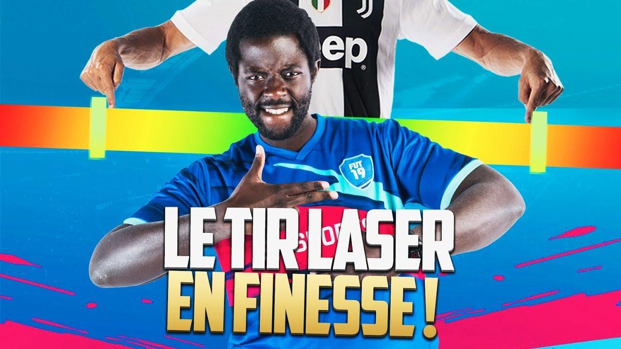 FIFA 19 - LE TIR LASER EN FINESSE !