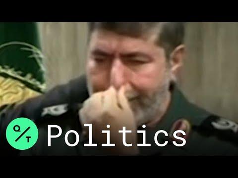 Iran's Revolutionary Guard Spokesman Breaks Down Over Soleimani's Death on State TV - Видео онлайн