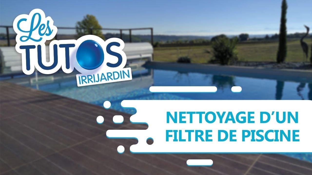 Nettoyer Filtre Spa Vinaigre Blanc comment nettoyer son filtre de piscine ?
