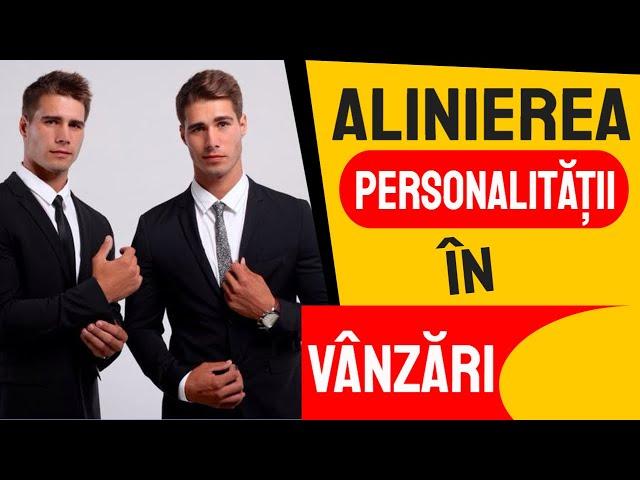Alinierea personalităților în vânzări