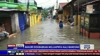 Hujan Deras Rendam Pemukiman di Kelurahan Pejuang, Bekasi