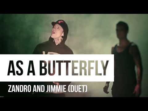 Dead By April - As A Butterfly (Jimmie & Zandro)
