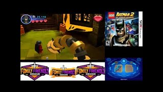 Lego Batman 2 DC Super Heroes 3DS Episode 5