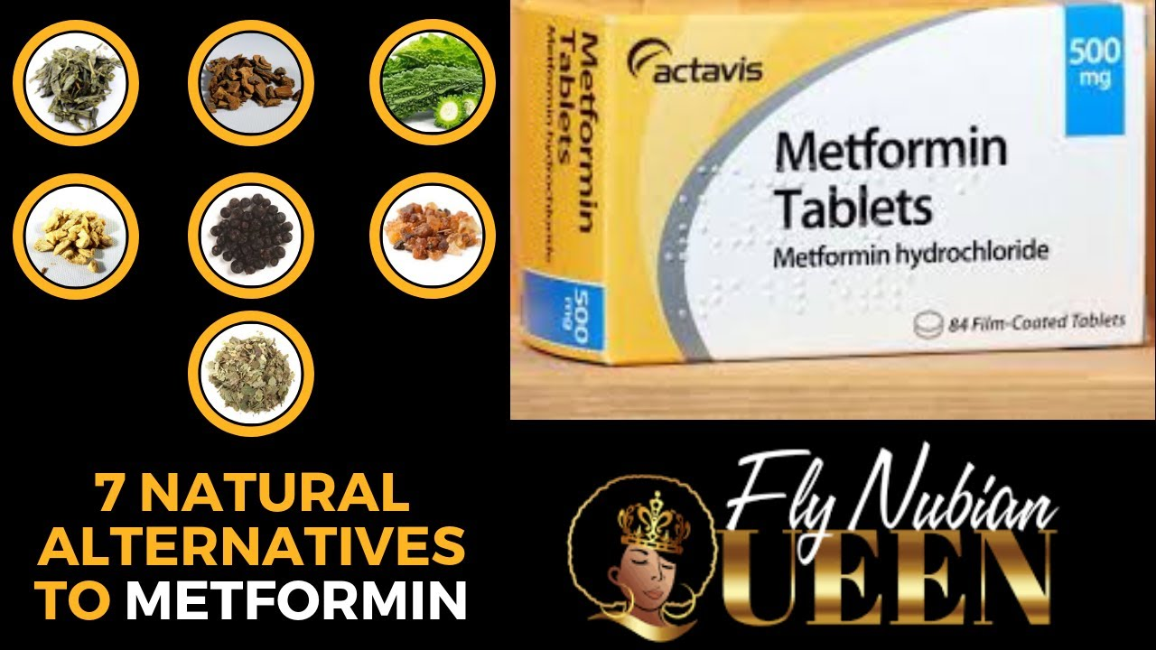 7 Natural Alternative to Metformin | Edward Williams