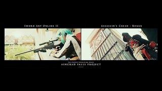 Video The Cosplay Revolution Series : Aincrad Falls download MP3, 3GP, MP4, WEBM, AVI, FLV Januari 2018