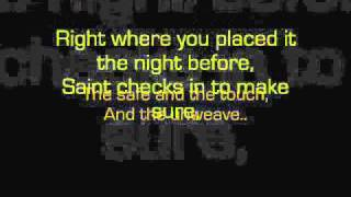 36 Crazyfists - Bloodwork (LYRICS)
