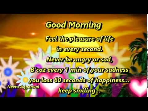 Good Morning Have a nice day Greeting,Wishes,Sms,Message With Beautiful Quote