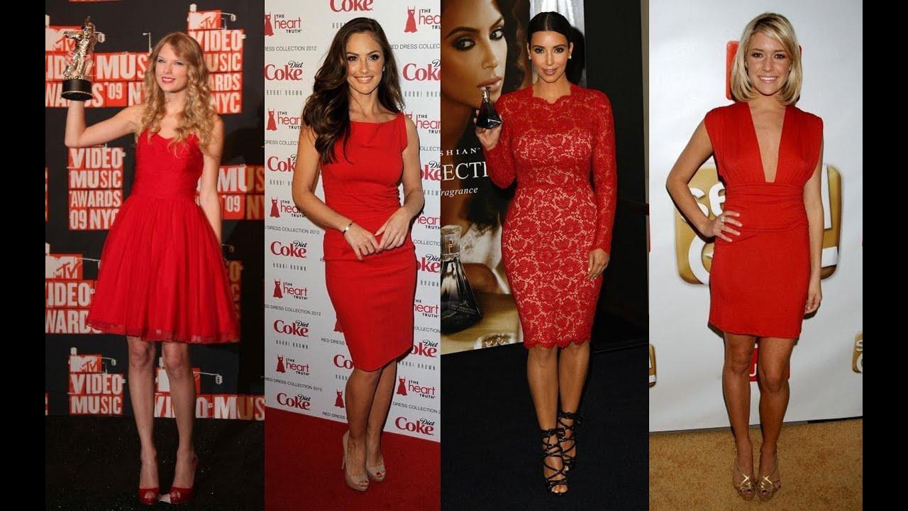 qual sapato usar com vestido vermelho curto youtube