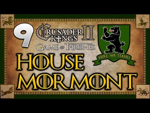 PACTS, PLANS AND PLOTS! Game of Thrones - Seven Kingdoms Mod - Crusader Kings 2 Multiplayer #9