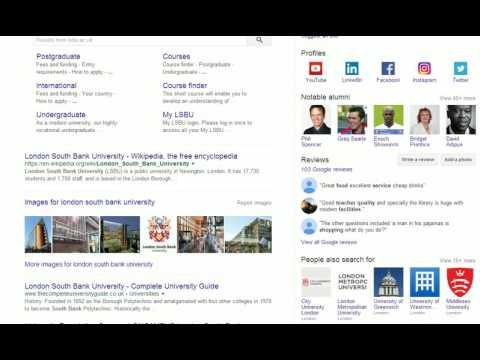 london+south+bank+university