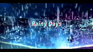 Kpop Rainy Day Playlist