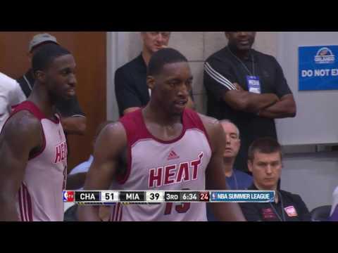Full Highlights: Charlotte Hornets vs. Miami Heat from Orlando Summer League (74-67)