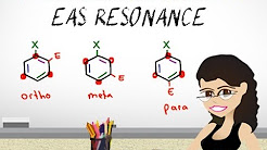 Resonance + Trick for Ortho Meta Para Additions EAS vid 10 by Leah Fisch