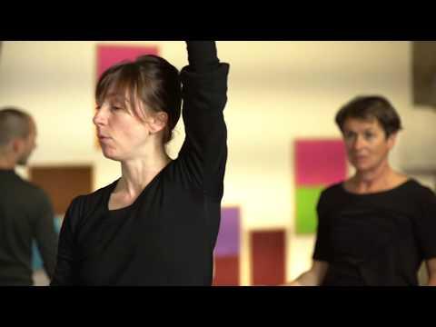 Atelier de Danse. Fontevraud. Octobre 2017