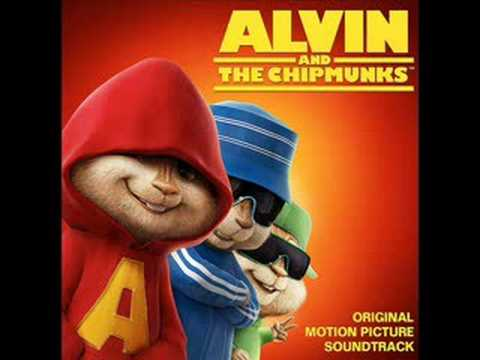 Alvin and the Chipmunks sing Every-time we touch