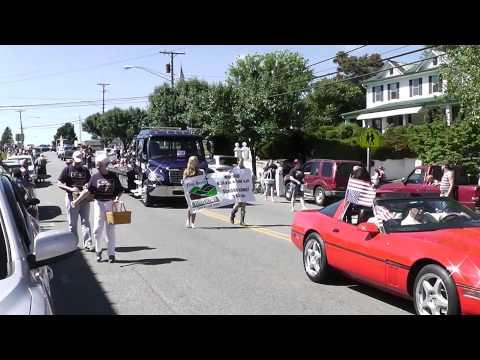 2014 Fourth of July Parade - Hillsville, VA