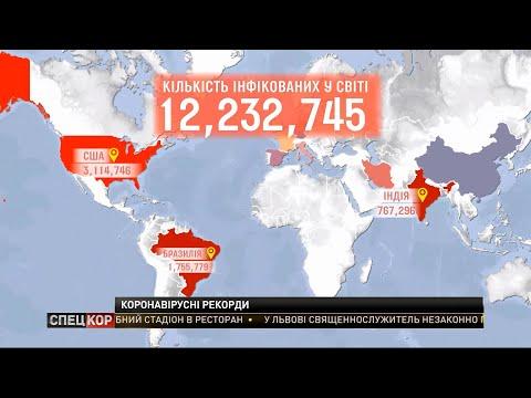 СПЕЦКОР | Новини 2+2: Рекорд з одужання: минулої доби в Україні від COVID-19 вилікувалися 1016 людей, але 819 заразилися