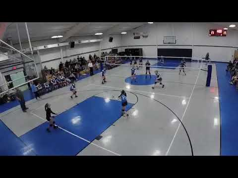 Volleyball Muhlenberg Middle School @ St Romuald 8th Grade 2/11/20