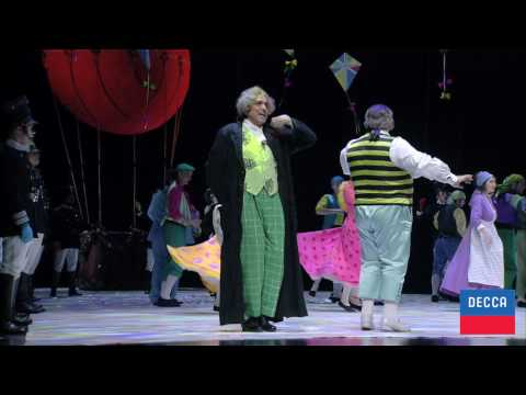 The Barber of Seville: Cessa di più resistere featuring Juan Diego Florez HD