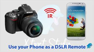How to use your Phone as DSLR Remote
