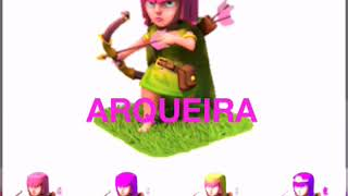 {Tropa do clash of clans}