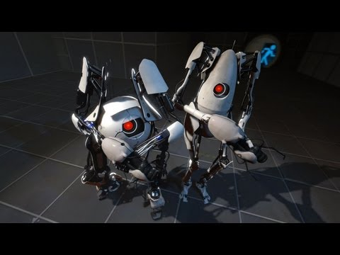 Portal 2 - Cooperativo con Haya - Fase 3 [Parte 1] (HD 720p)