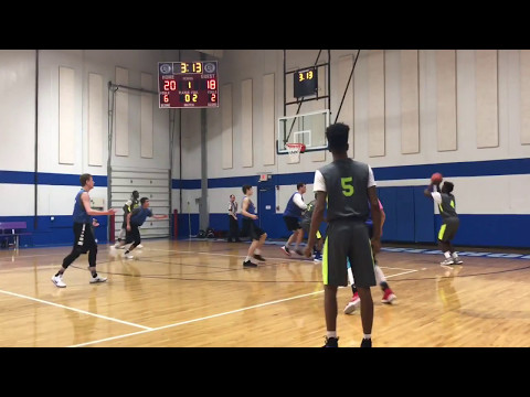 Club Elite Caster Vs. Illinois D1 Express