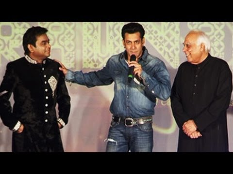 Salman Khan INSULTS A.R. Rahman Publicly -- DON'T MISS IT !!