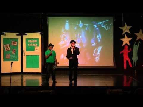 4th & 5th Talent Show 2015