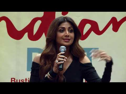 ICAI Dubai Chapter: Talk Show on THE GREAT INDIAN DIET by Shilpa Shetty and MD Luke Coutinho Part 1